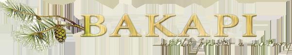 Bakapi - meble sosnowe Logo