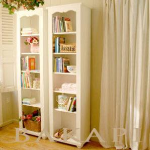 półka na książki - wąska